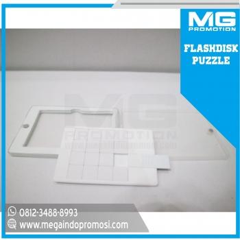 Flashdisk Promosi USB Kartu Puzzle